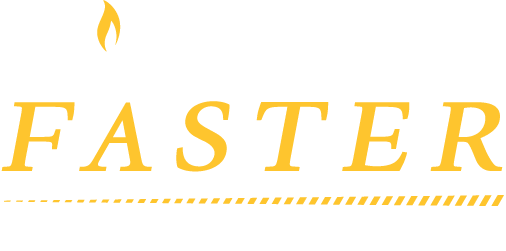 Further Faster Logo