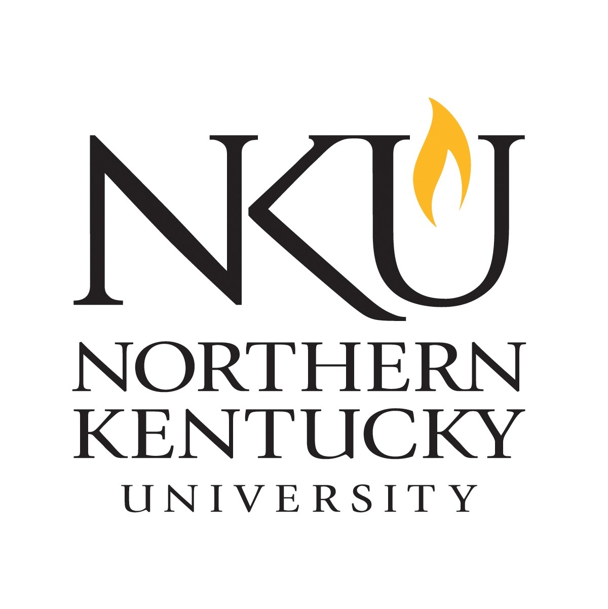 NKU Logo Stacked