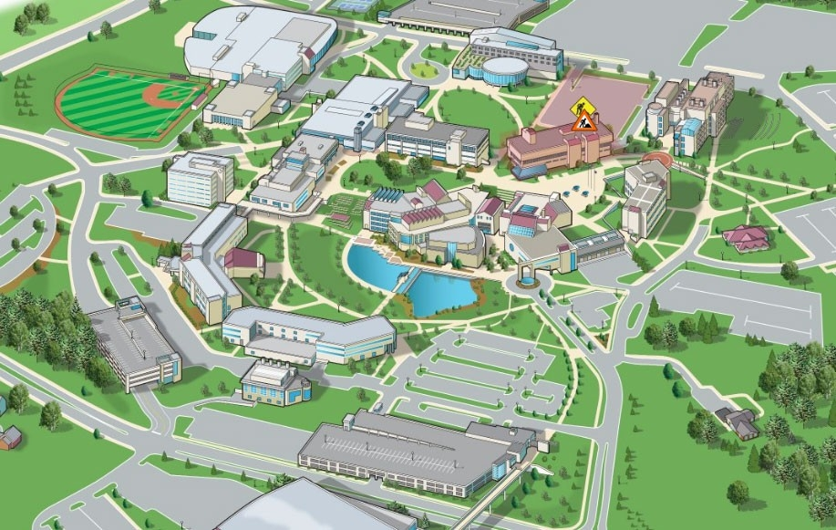 Interactive Campus Map