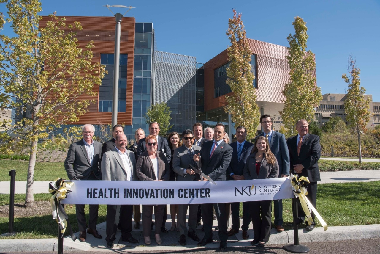 HIC Ribbon Cutting