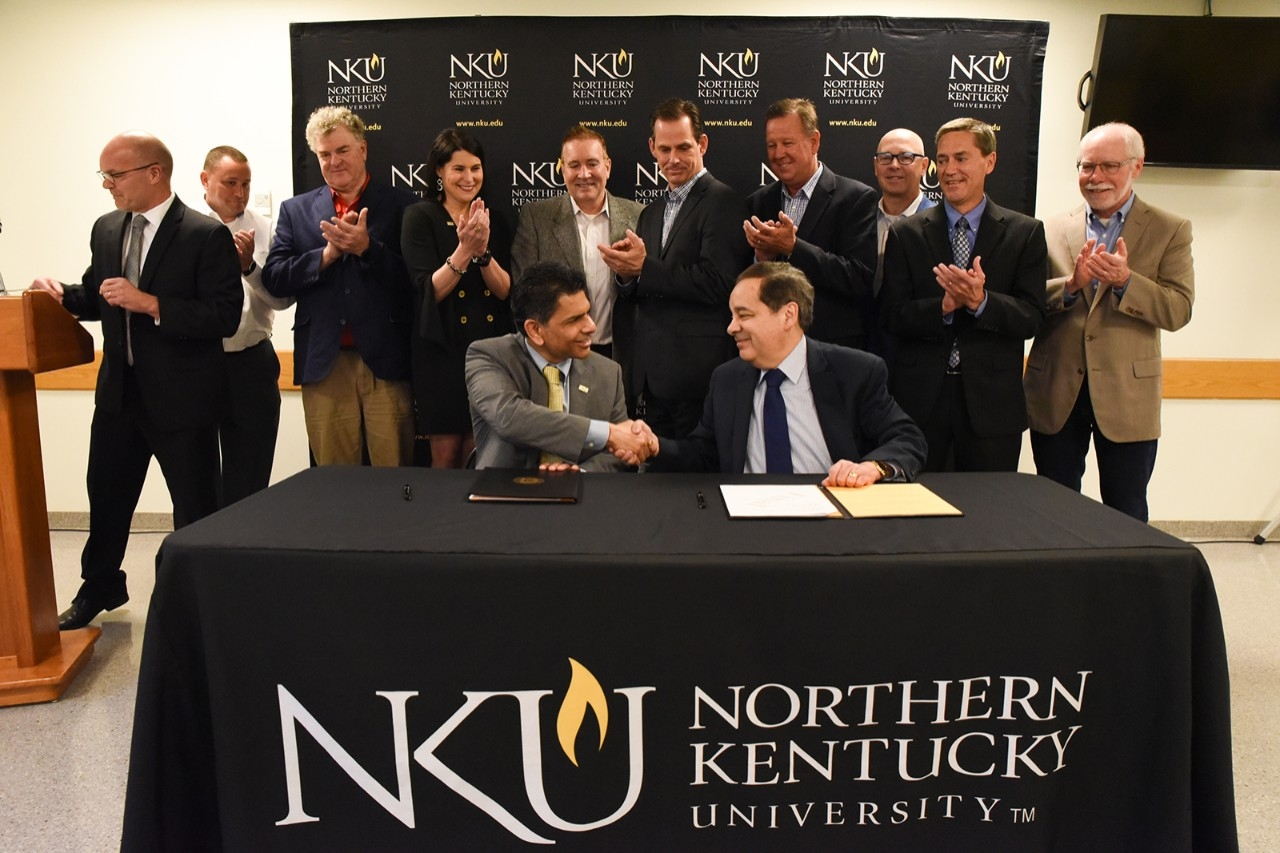 NKU and the Tri-State Logistics Council Launch the Supply