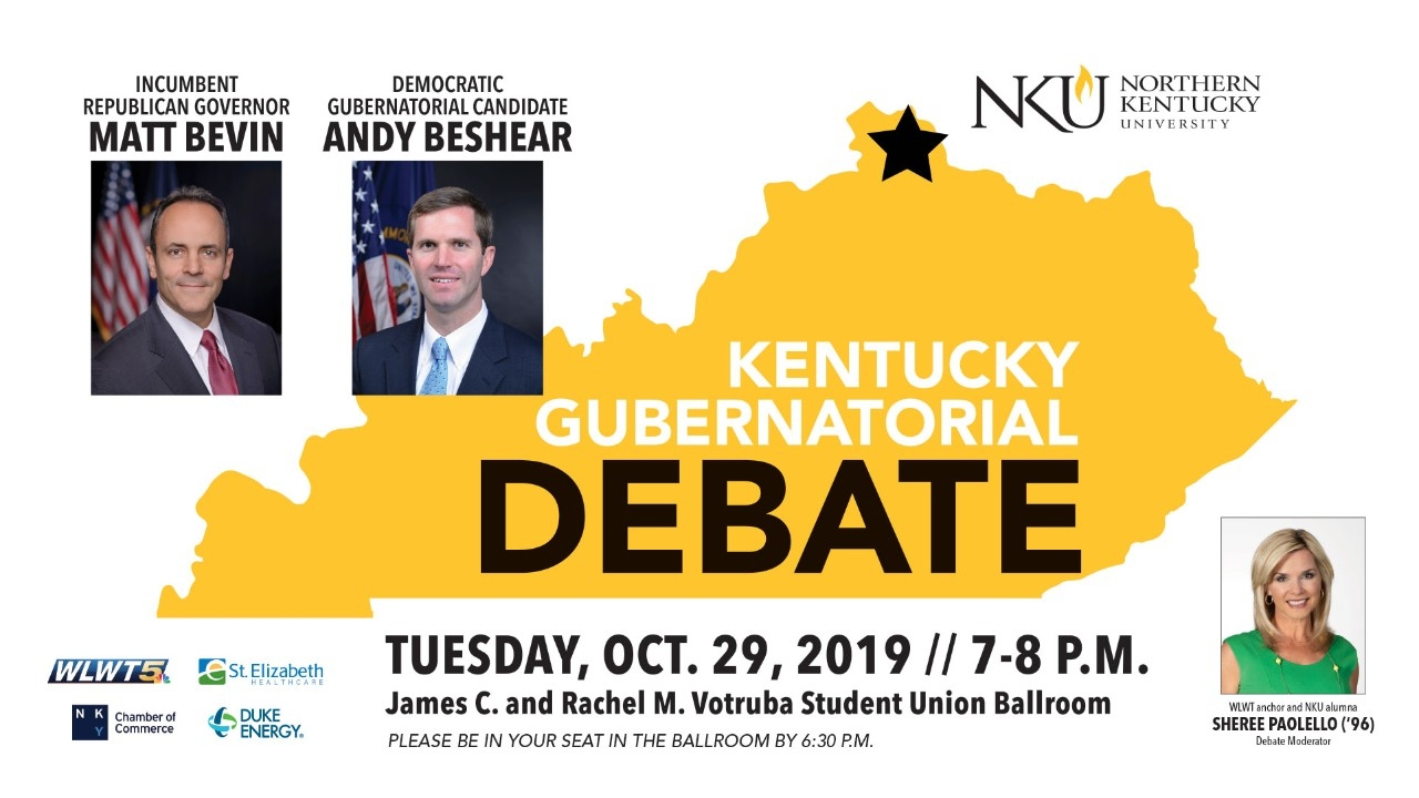 KY Governor's Debate